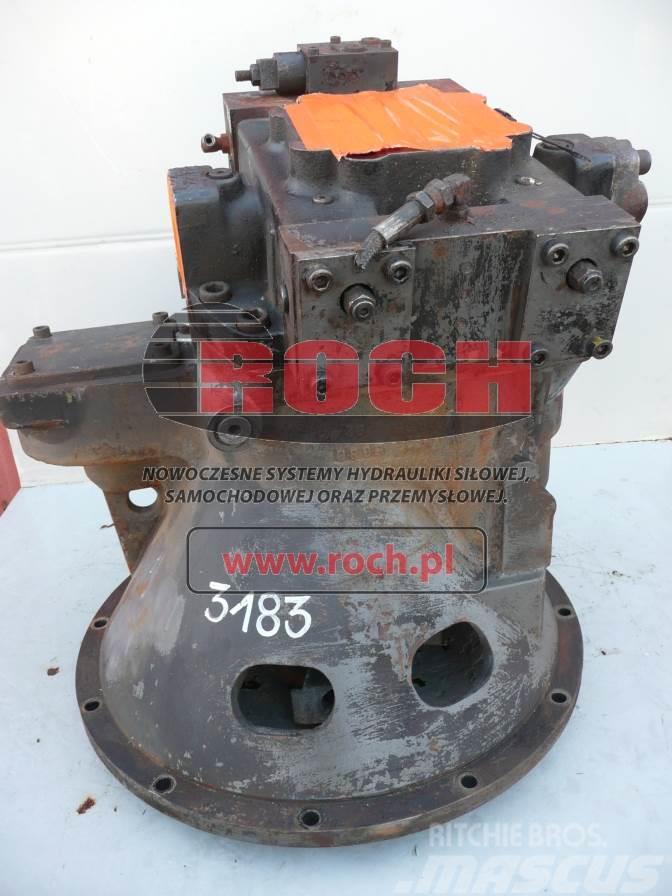 [Other] Pompa UCHIDA A8V172 ESBR 6.201F2-963-0 JSJ0050