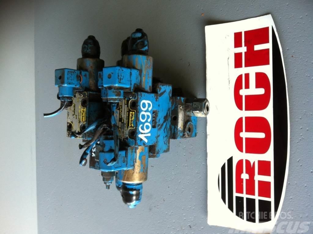 [Other] Rozdzielacz PARKER 3sek MSP 3D 23 BA910