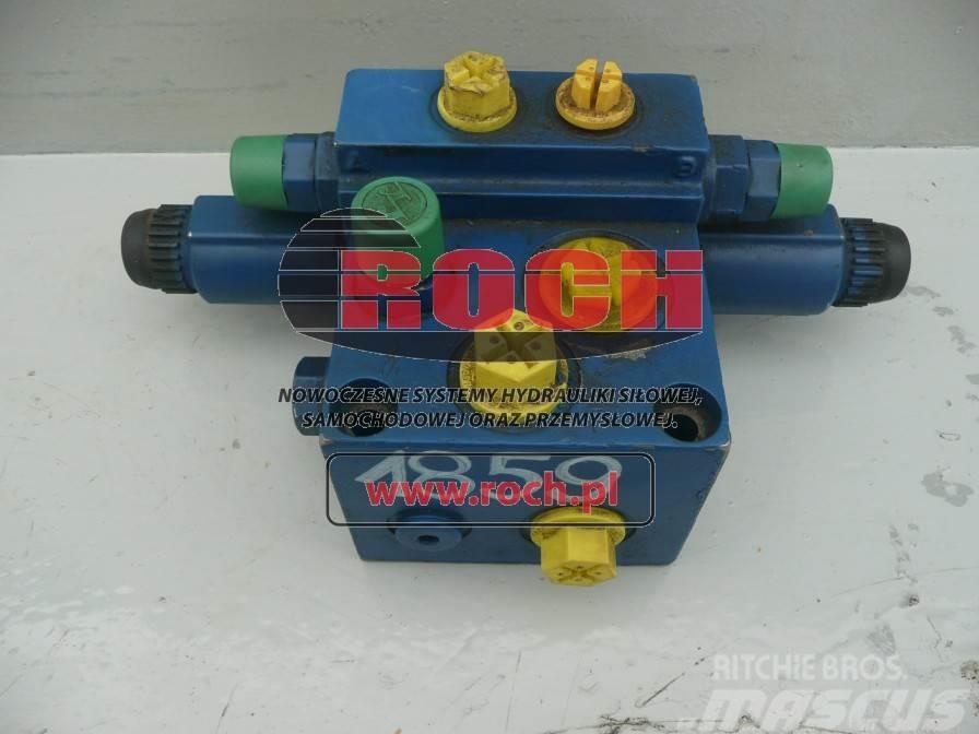 [Other] Rozdzielacz REX 1sek SP-2845-10/1SP-08XX R90109827