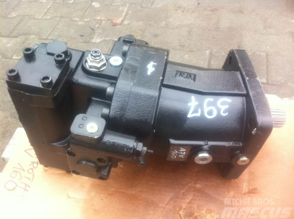[Other] Silnik A6VM170