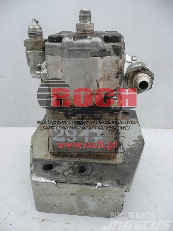 [Other] Silnik AL SAUER SEM2/6 C001RZU1 + przystawka