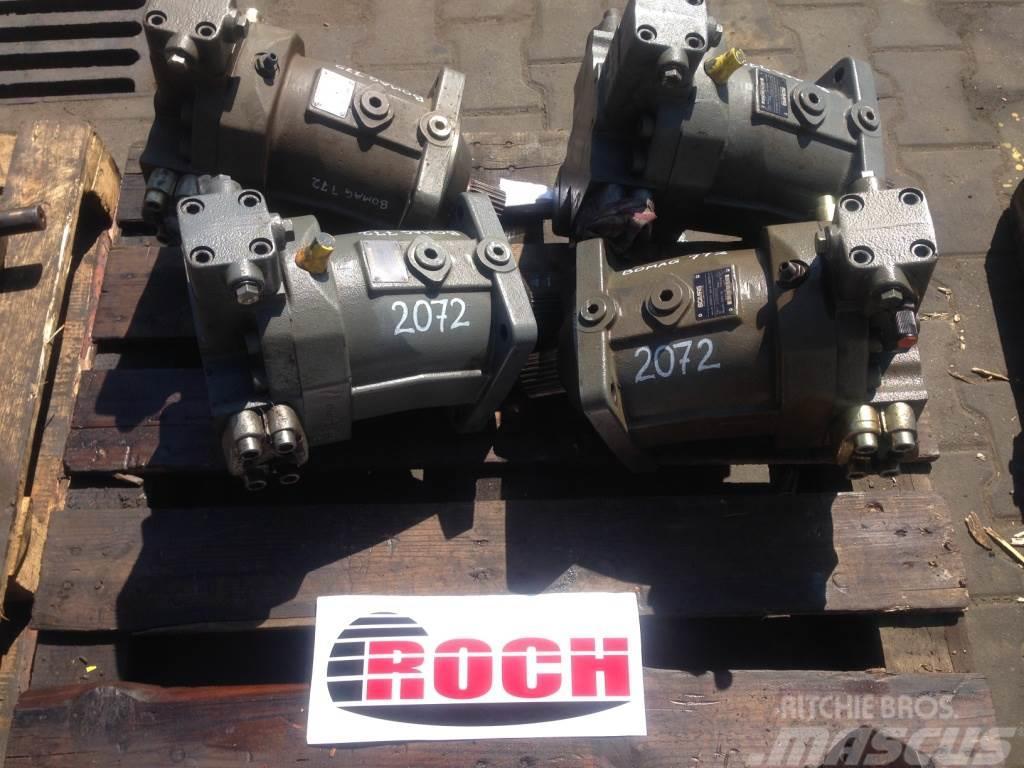 [Other] Silnik BOMAG 2006574 SACH Nr: 05802512
