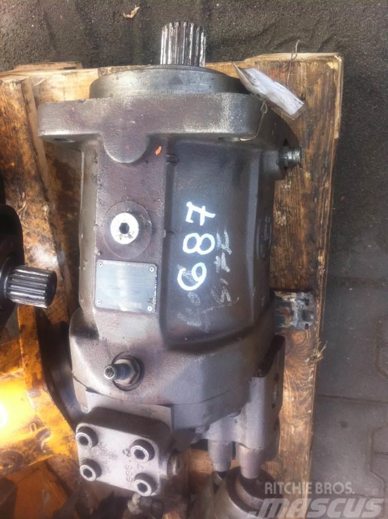 [Other] Silnik BRUHH A6VM107 HA1R1/60W- 0420- PZB016AS