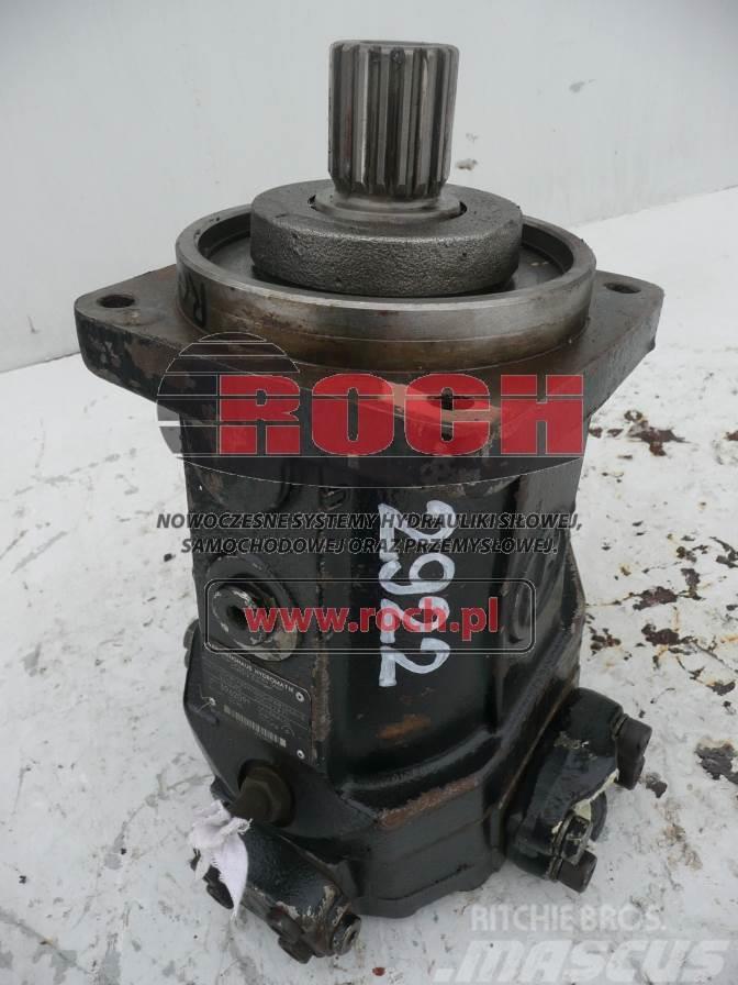 [Other] Silnik BRUHH A6VM80 HA1/60W 0260- PAB026A-S