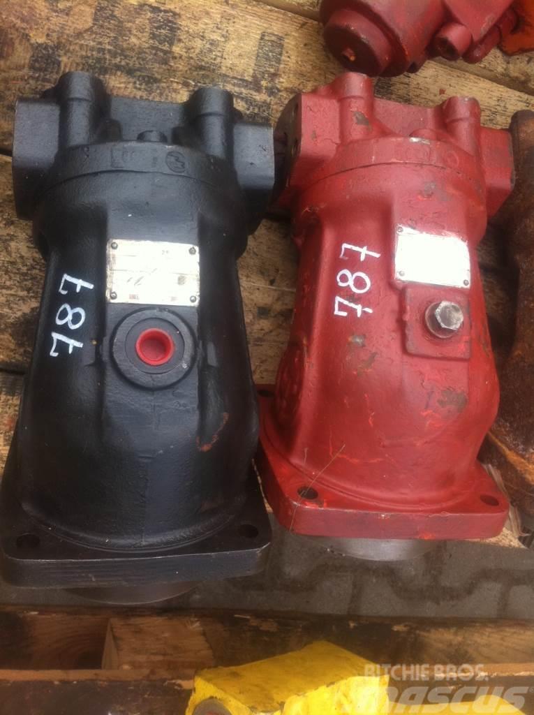 [Other] Silnik HYDRO A2F80 W6.1Z2 211.19.25.22