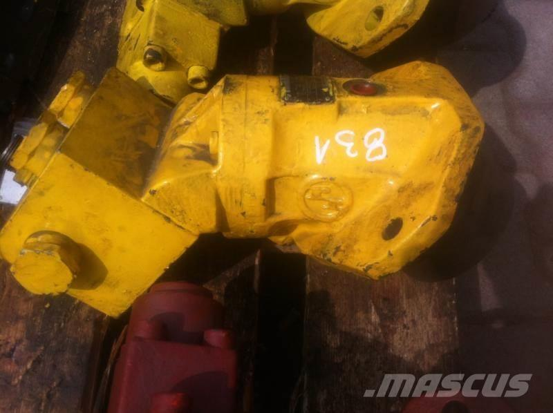 [Other] Silnik HYDRO A2FE63 /61W-PZL10 418425 211.18.01.90