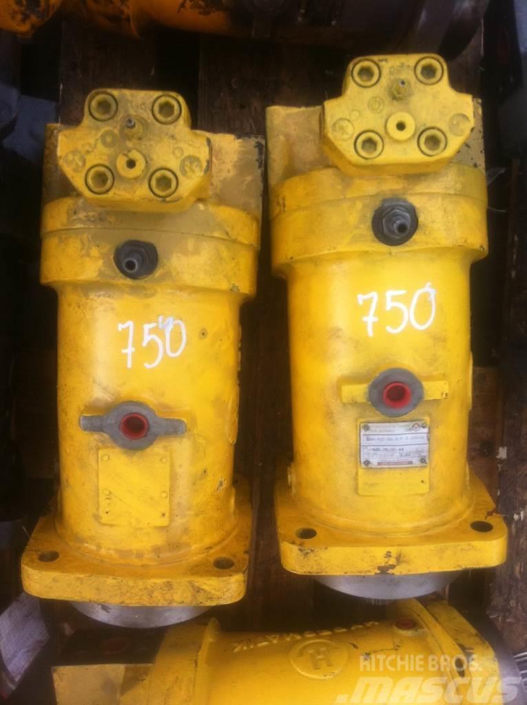 [Other] Silnik HYDRO A6V107 DA2FZ20535 225.25.00.44