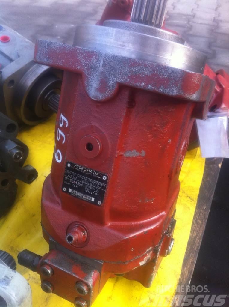 [Other] Silnik HYDRO A6VM107 HA1/60W- 0370- PZB80A 423782
