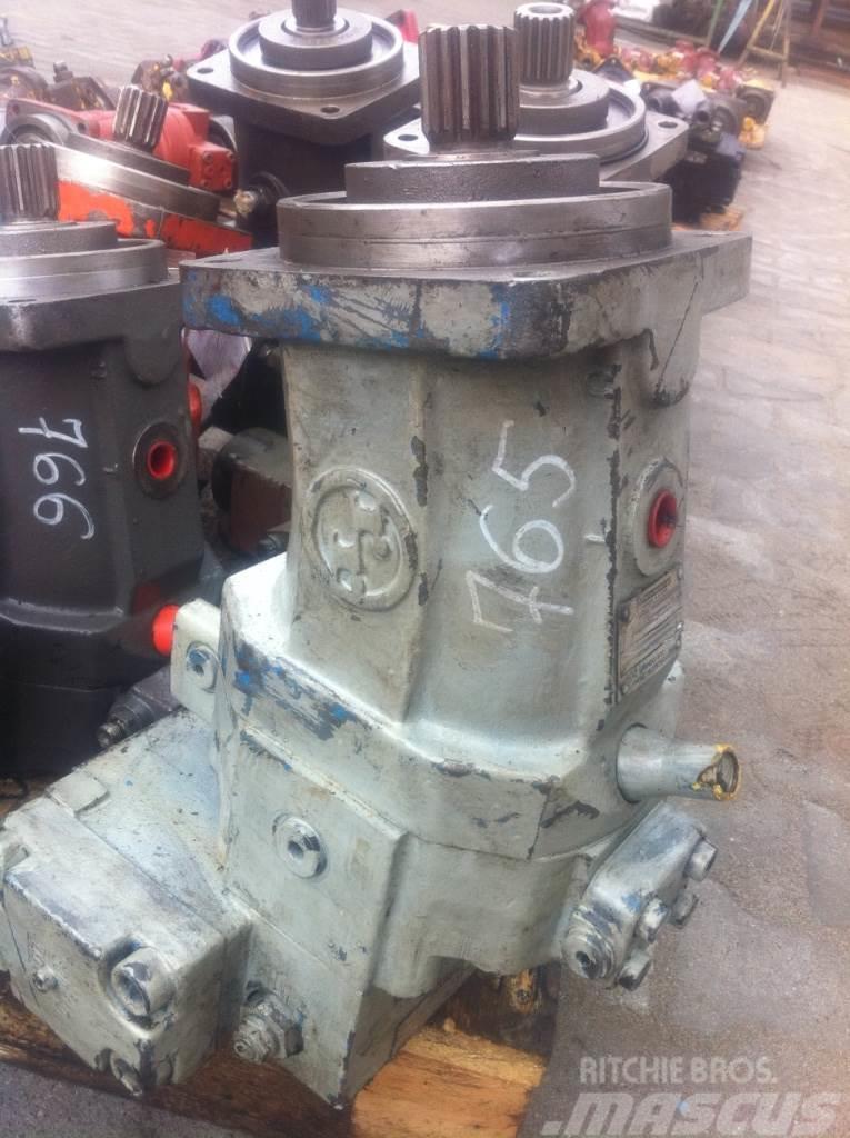 [Other] Silnik HYDRO A6VM80 HA1/60W- 0270 PZB028A