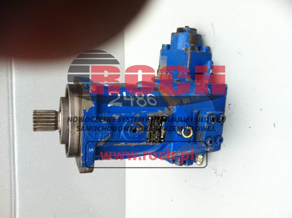 [Other] Silnik HYDRO A6VM80 HA1T/60W- 0340-PAB018A 427578