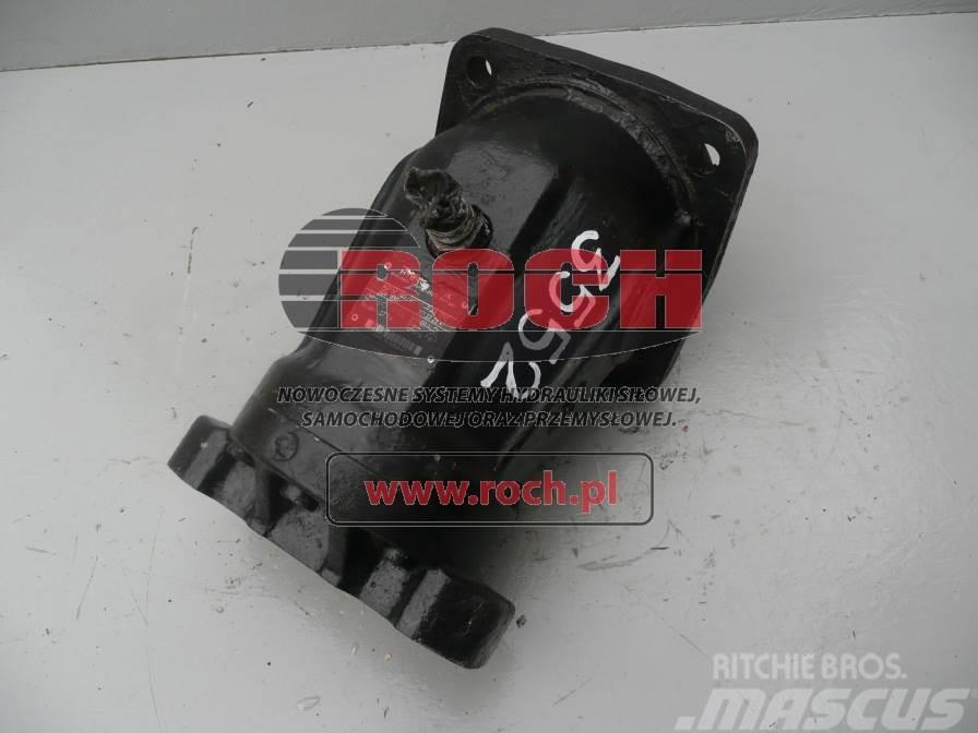 [Other] Silnik HYDROMATIK A2FM125 /61W-PAB010 409630