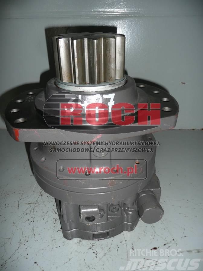 [Other] Silnik KAYABA MSF-27P-E-15 B0440-27139+ RED 703T2K
