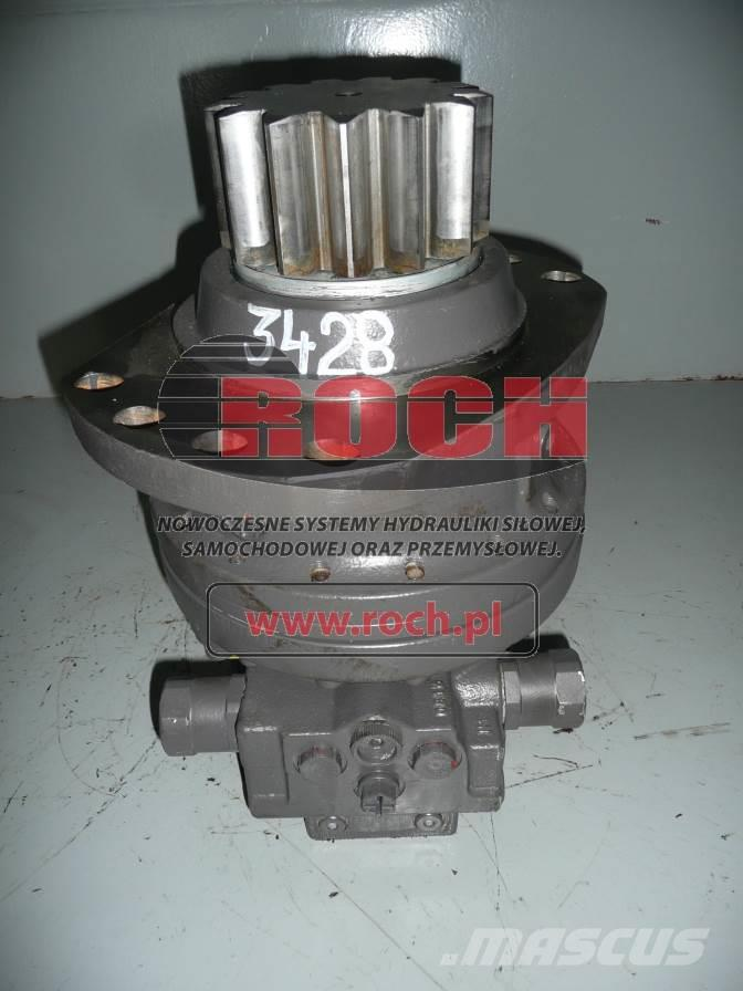 [Other] Silnik KAYABA MSF-27P-E B0445-48300+ RED 703T2KF