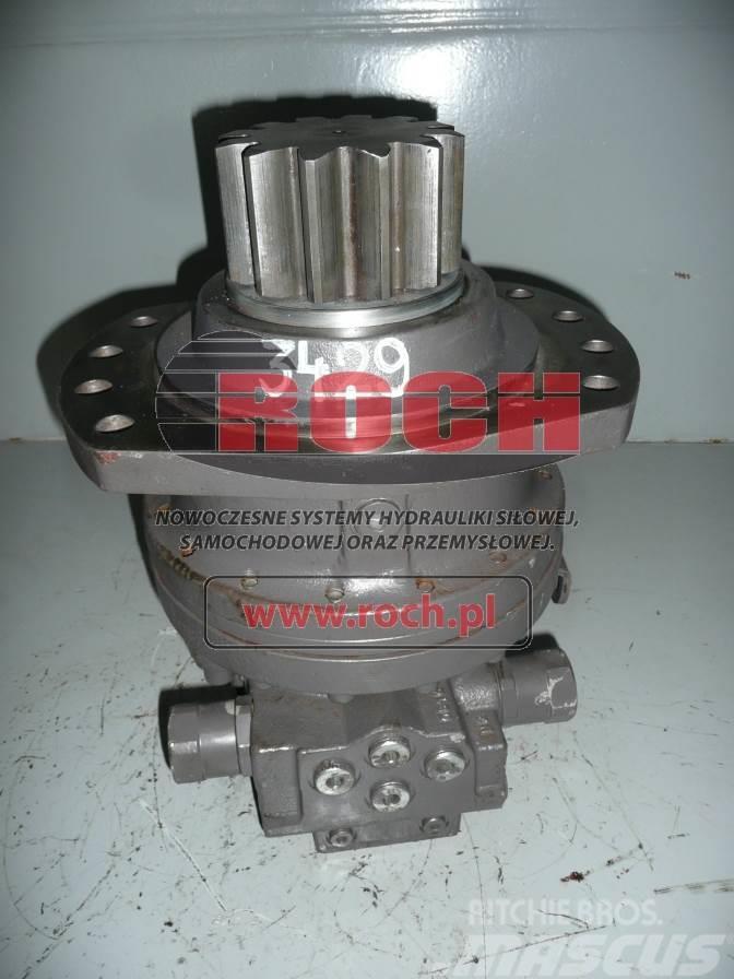 [Other] Silnik KAYABA MSF-27P-E B0445-48300+ RED 703T2KFXF