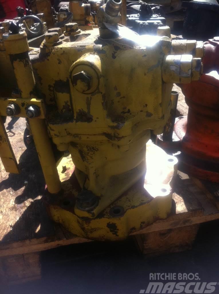 [Other] Silnik KOMAT RA-110 Ser: 0001411 REF: 131478
