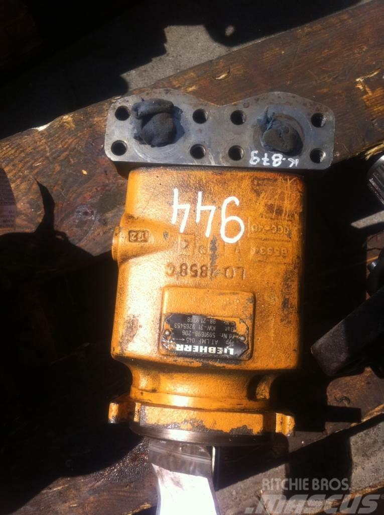 [Other] Silnik LIEB AT. LMF 045 ID nr 5991698-206