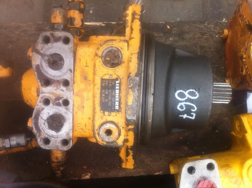 [Other] Silnik LIEB FMF 045 ID nr 9271508-002 LIEBHERR 912