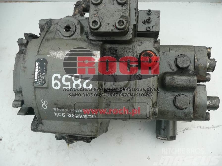 [Other] Silnik LIEB REP- LMV 140 ID nr 9889780B