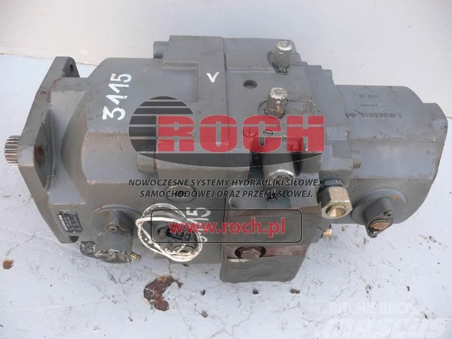 [Other] Silnik LIEBHERR DMVA 165/075 ID nr 9075818-000