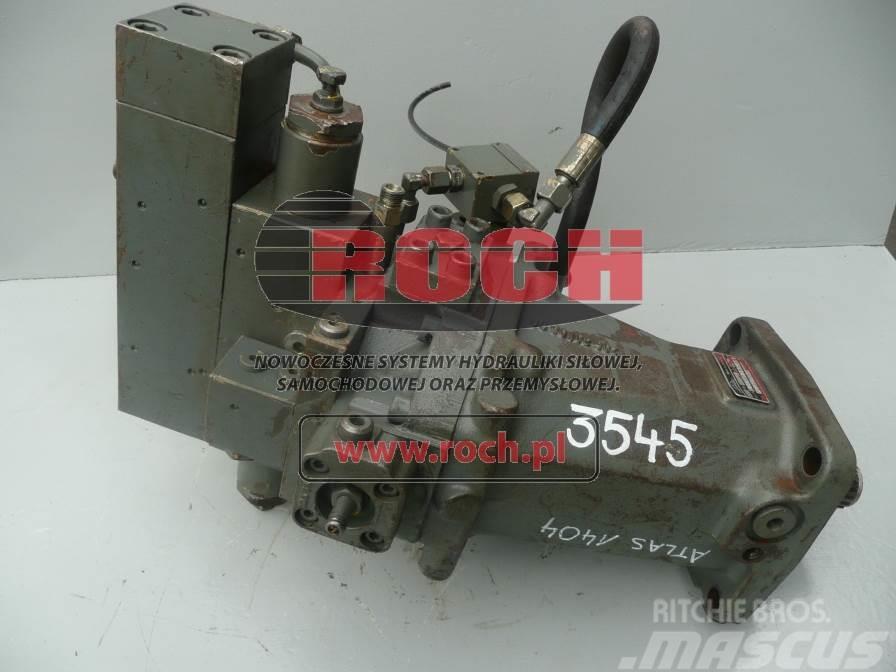 [Other] Silnik LINDE BMR 105-01