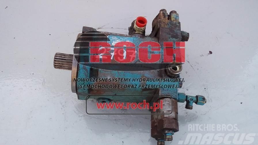 [Other] Silnik LINDE HMF 50-02