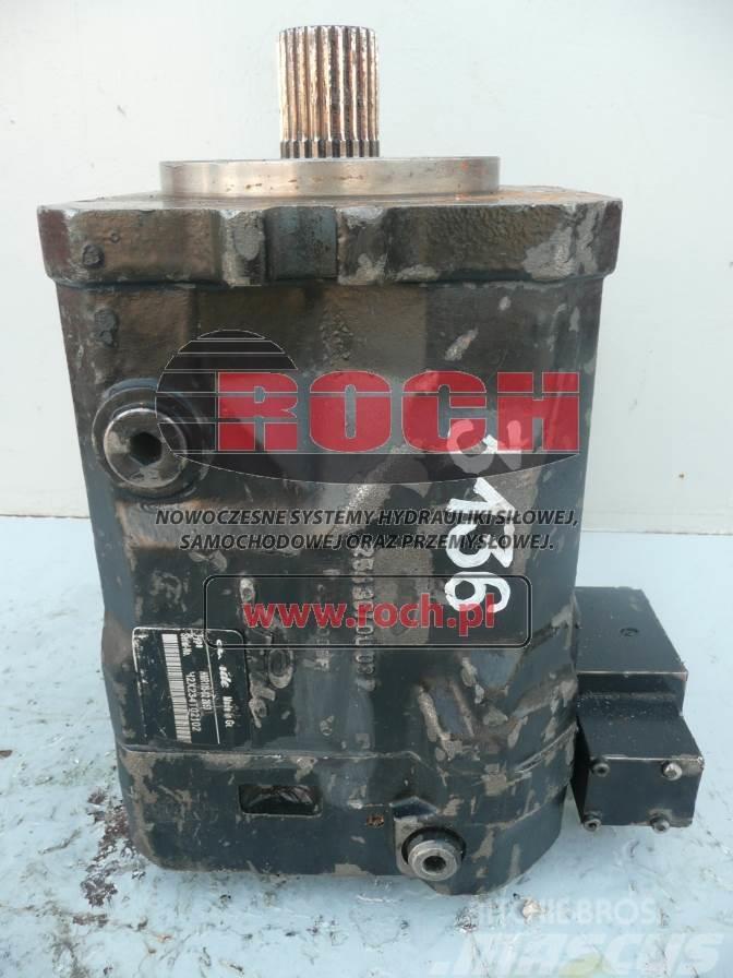 [Other] Silnik LINDE HMR 105-02 2653