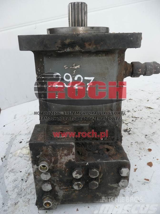 [Other] Silnik LINDE HMV 210-02 9519 2573010002