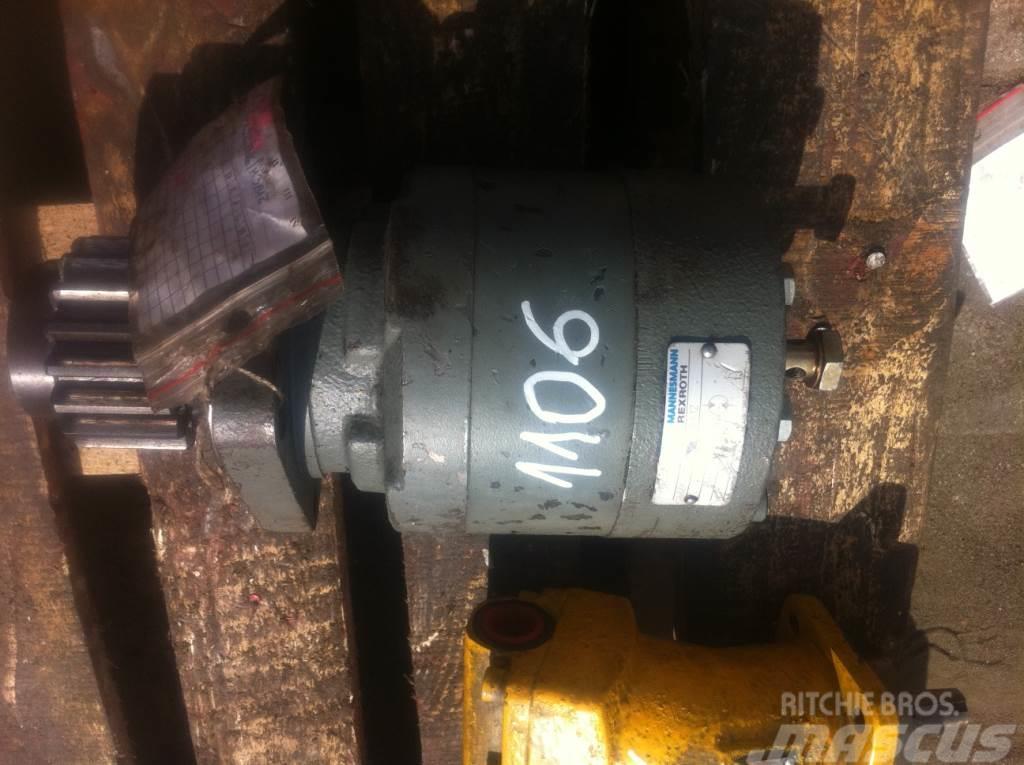 [Other] Silnik MANM 380851/6 MZK210 EZ16/M3A1Z 557294