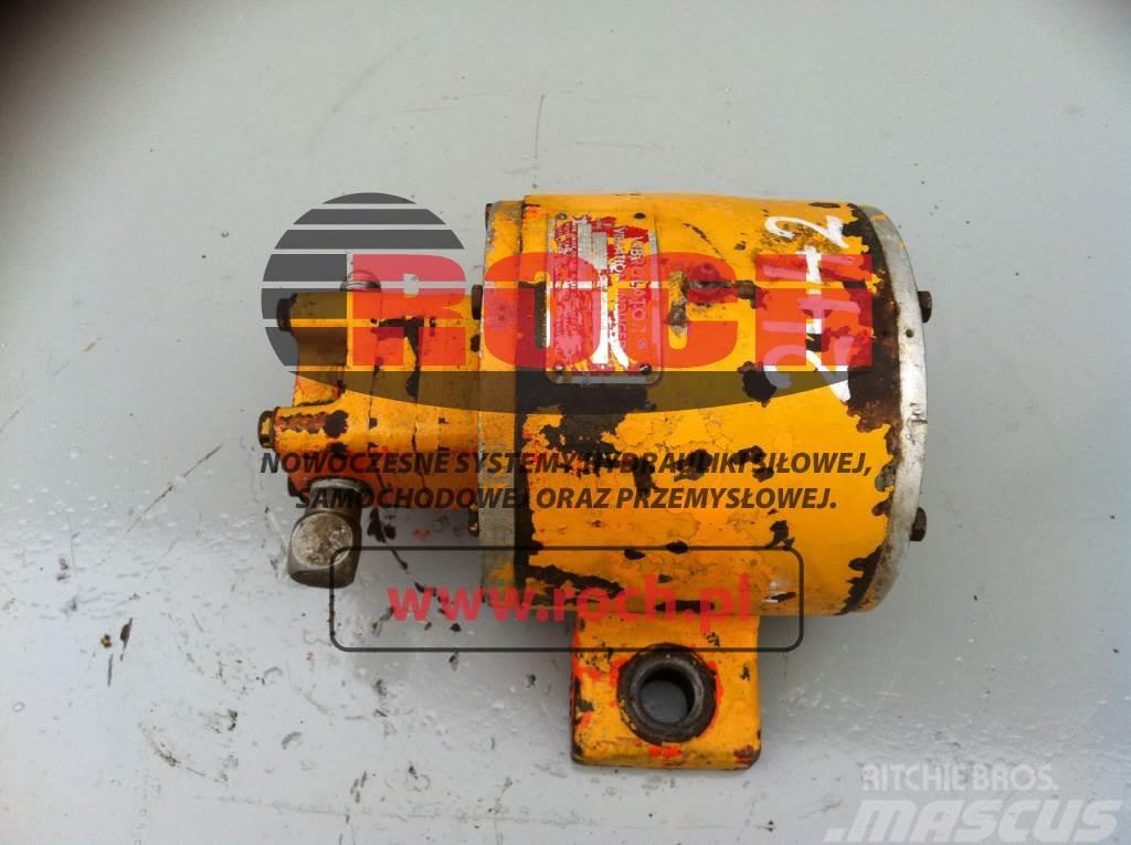 [Other] Silnik MARTIN (bez oznaczeń)+ wibrator CV2.8 6-5HB