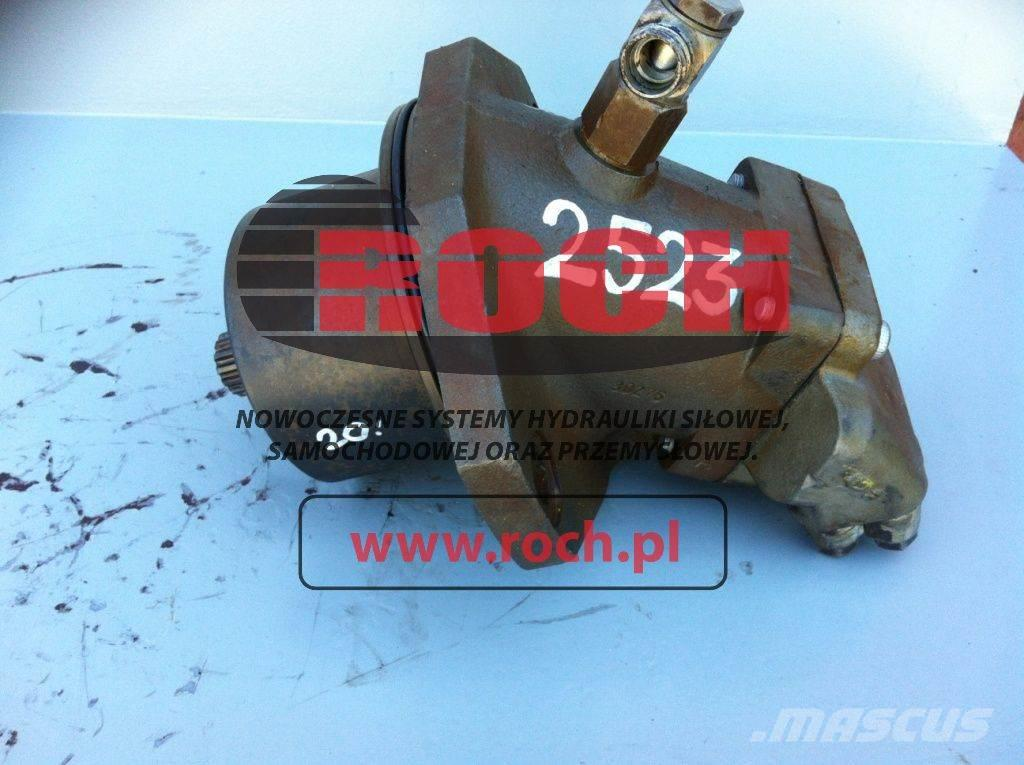 [Other] Silnik NN A2FE63? Brak Tabliczki 30276- nr z obud.