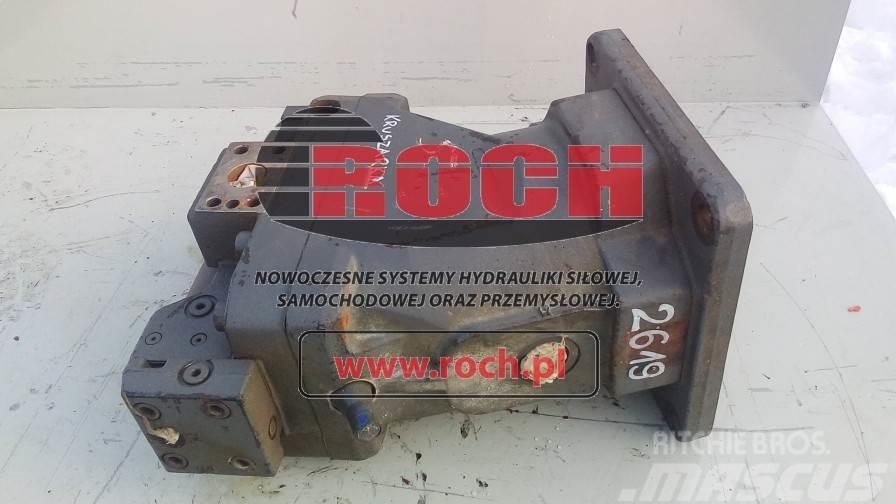 [Other] Silnik NN GJL200; 520334 ( Sauer Danfoss 51V200?)