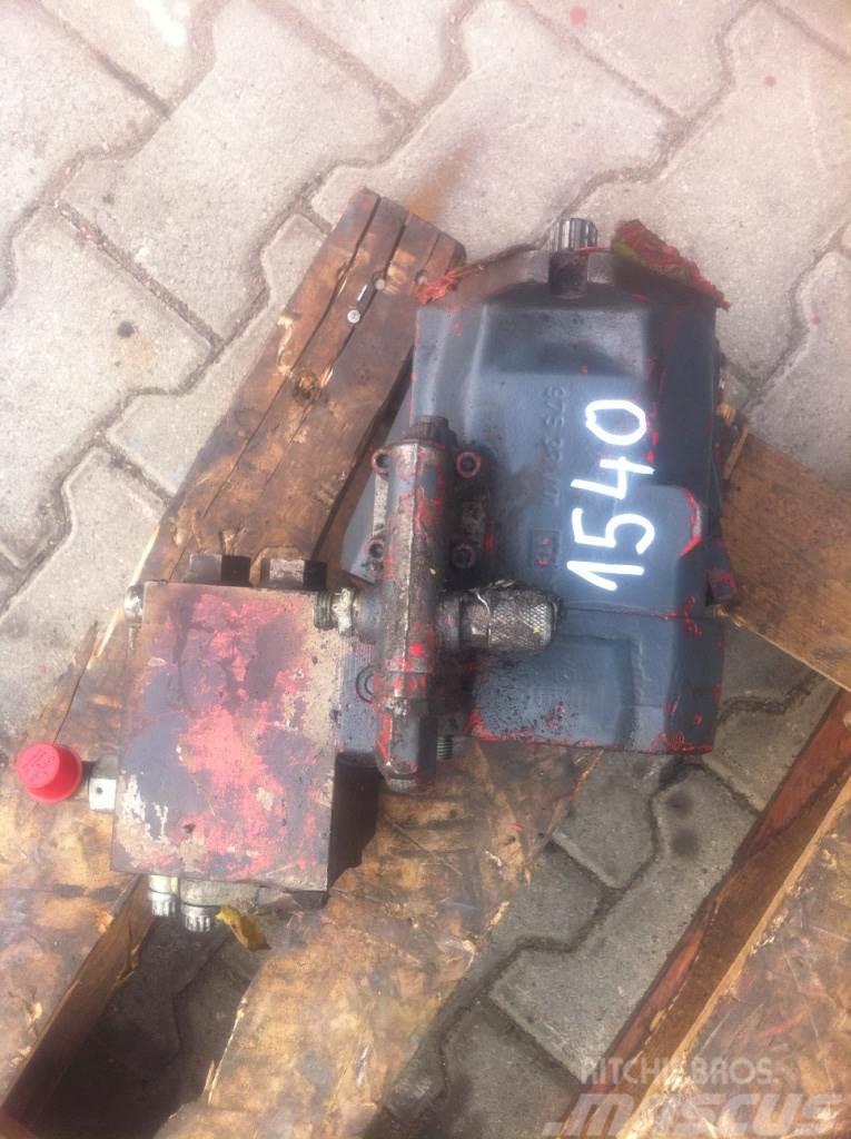 [Other] Silnik OK A10VM22 DFR1/52W1- S0583 VSC68N000