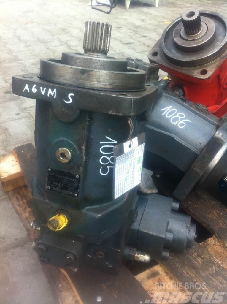 [Other] Silnik OK SN 1928994 9603485 372.25.00.10M