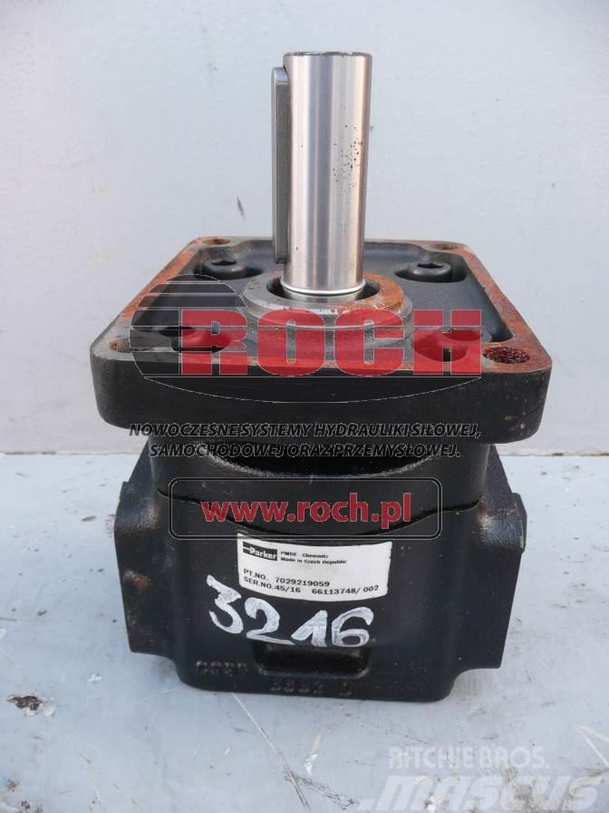 [Other] Silnik PARKER PT No: 7029219059