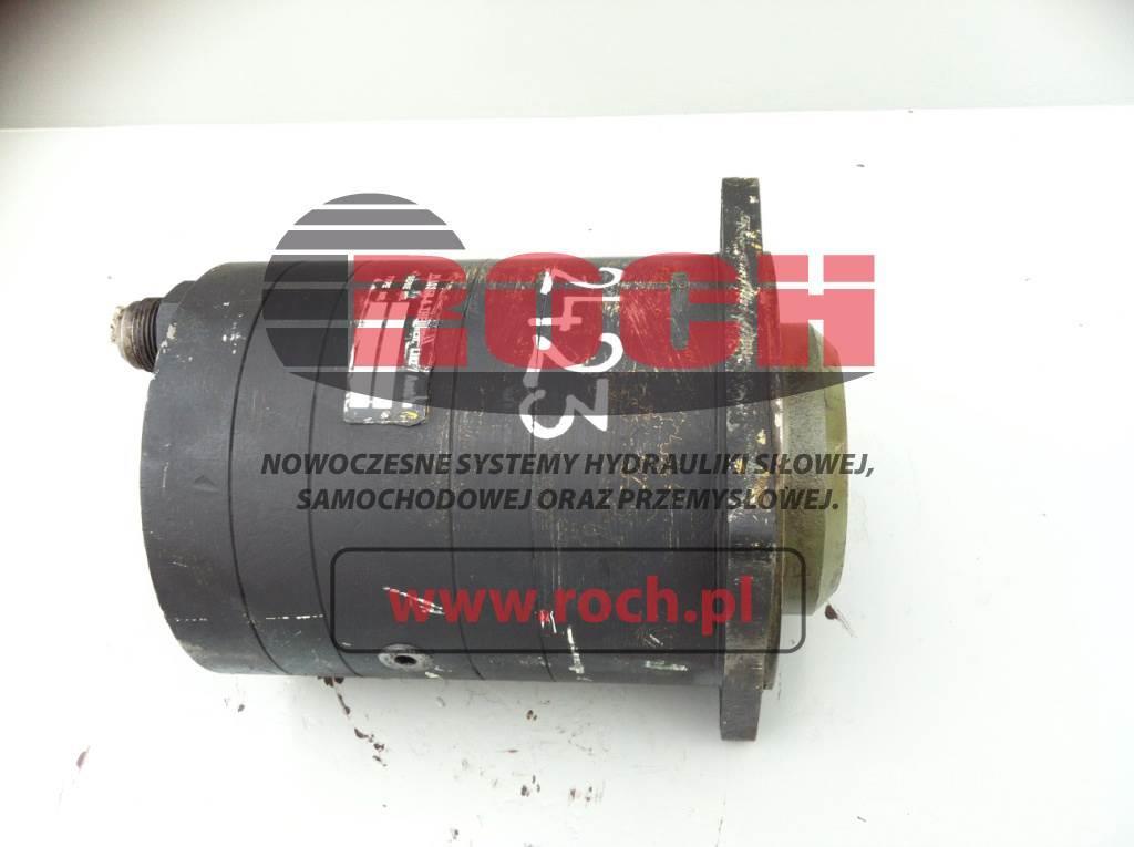 [Other] Silnik PLASSER & THEURER 6/05/4000.35 2482541