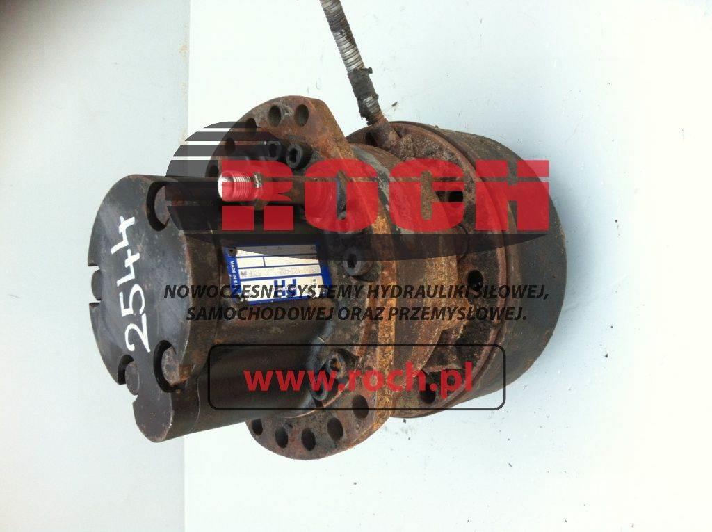 [Other] Silnik POCLAIN MS02- 1-123-A02-1L3C- 57DFJM