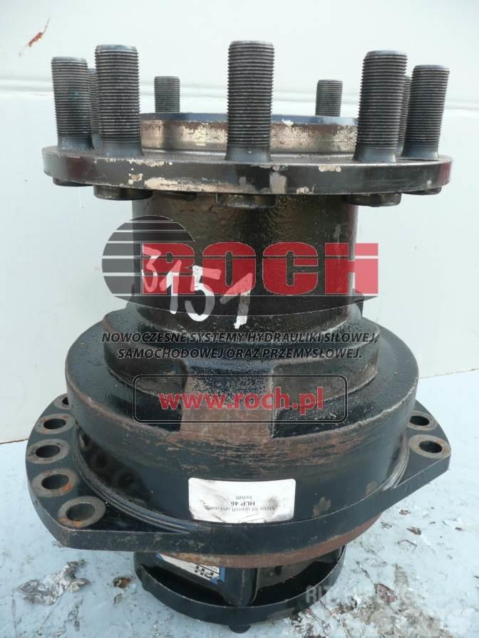 [Other] Silnik POCLAIN MS08- 2-121-D08-1G20-5DEGJ A37196F