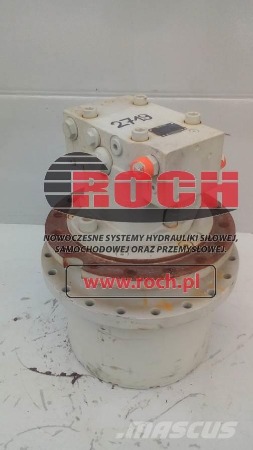 [Other] Silnik REX A10VEC80 HZ6/52W2- VRF811C04+ PRZEKŁADN