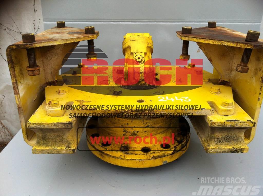 [Other] Silnik REX A2F32 ( brak tabliczki) + wibrator