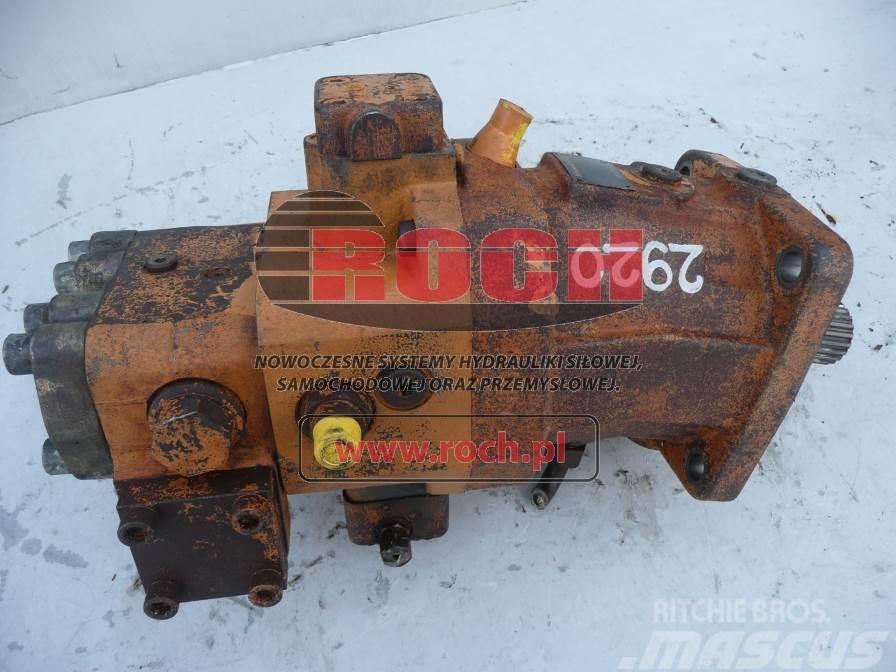 [Other] Silnik REX A6VM107 HA1T/63W-VAB380A-K 2094636