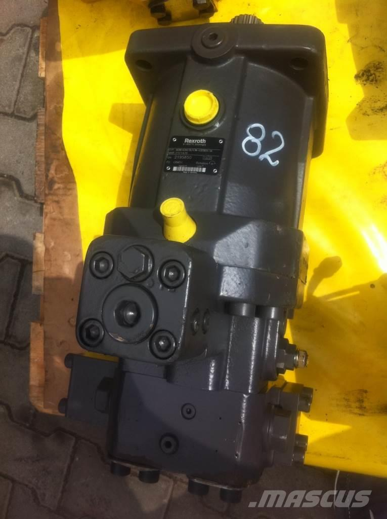 [Other] Silnik REX A6VM140 HA1TB/63W- VZB380A-SK