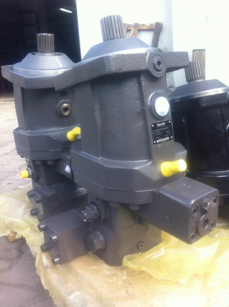 [Other] Silnik REX A6VM140 HA1TB/63W- WZB380A-ESK
