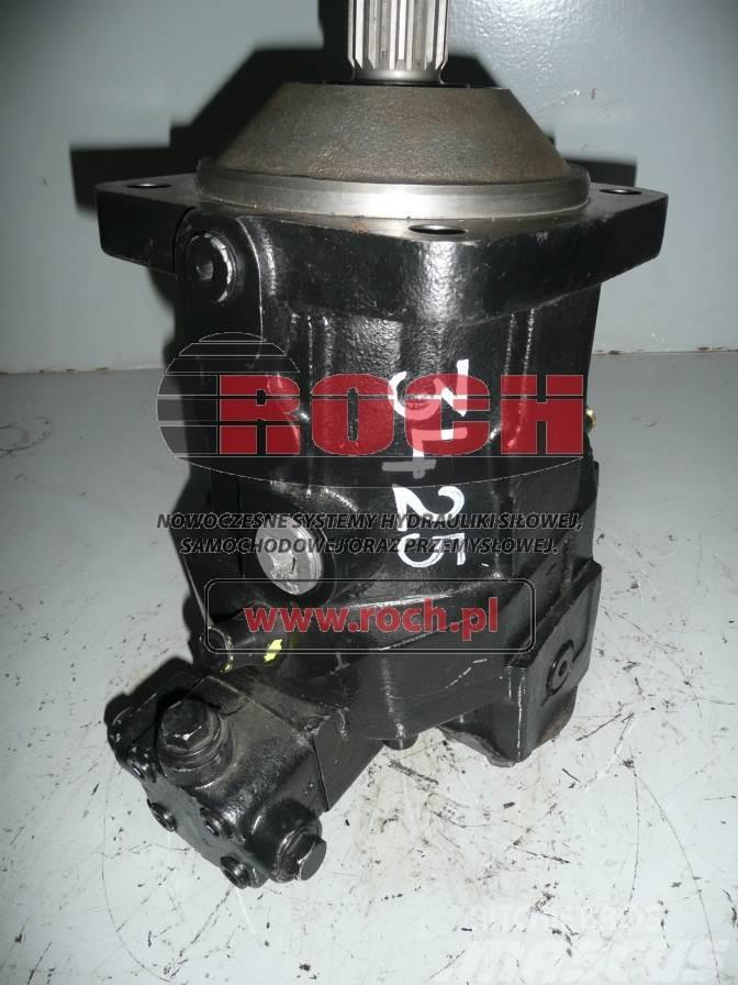 [Other] Silnik REXROTH A6VM115 EP200P000A/71MWV0P4Z91D0-0