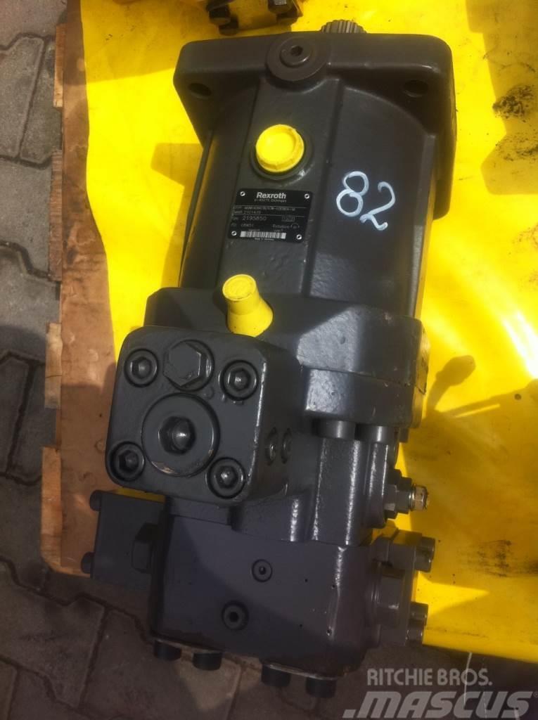 [Other] Silnik REXROTH A6VM140 HA1TB/63W- VZB380A-SK