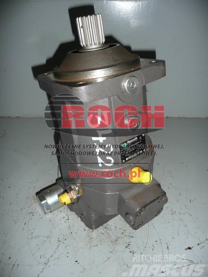 [Other] Silnik REXROTH A6VM80 HA1U2/63W-VAB380PASK 2158585