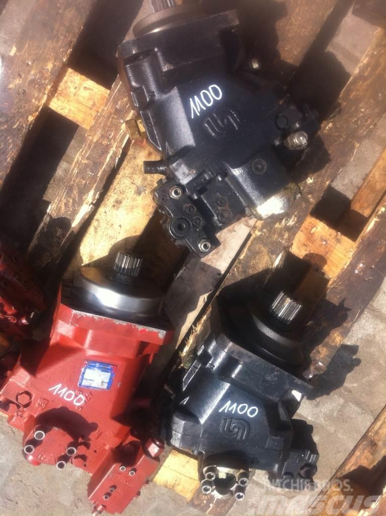 [Other] Silnik SAUER 51D110 AD4NF1A4 ANC5NNN 032AA