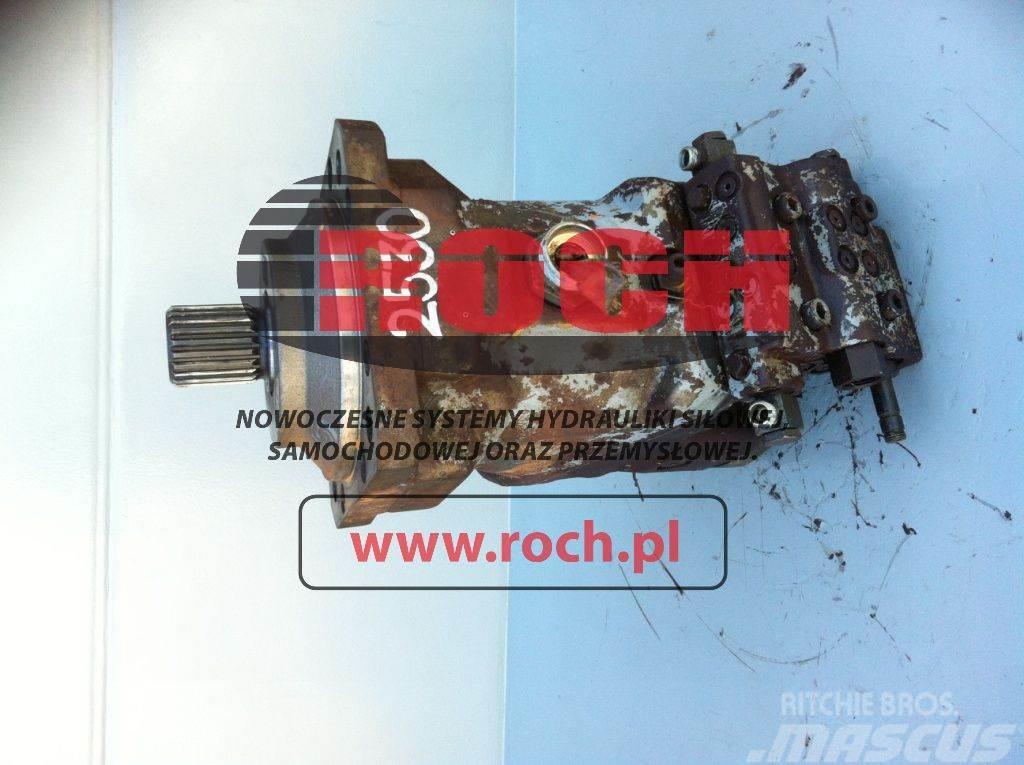 [Other] Silnik SAUER 774760S2 - nr z obudowy Brak Tablicz.