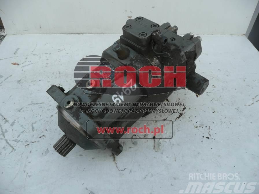 [Other] Silnik SENNEBOGEN A6VM107 HAXT/63W-VZB370A-SK 2033