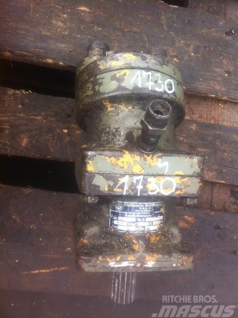 [Other] Silnik STALBRU 716DX-25