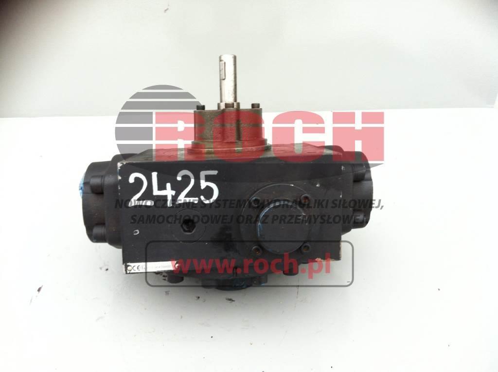 [Other] Silnik TUTHIL II 2G CERT#ITS04ATEX1179 niskociś.